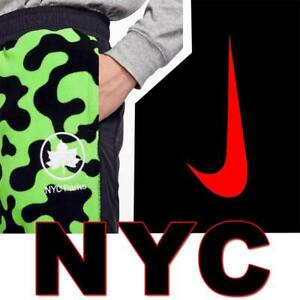 NIKE X SPORTSWEAR NYC PARKS PANTS HYBRID POLAR FLEECE WOVEN JOGGER WINTER  XL