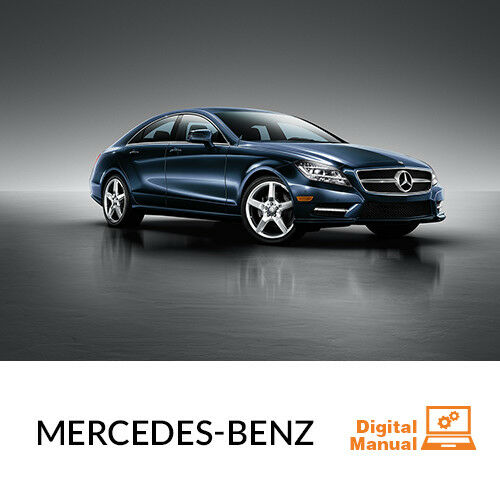 Mercedes owners manuals online.