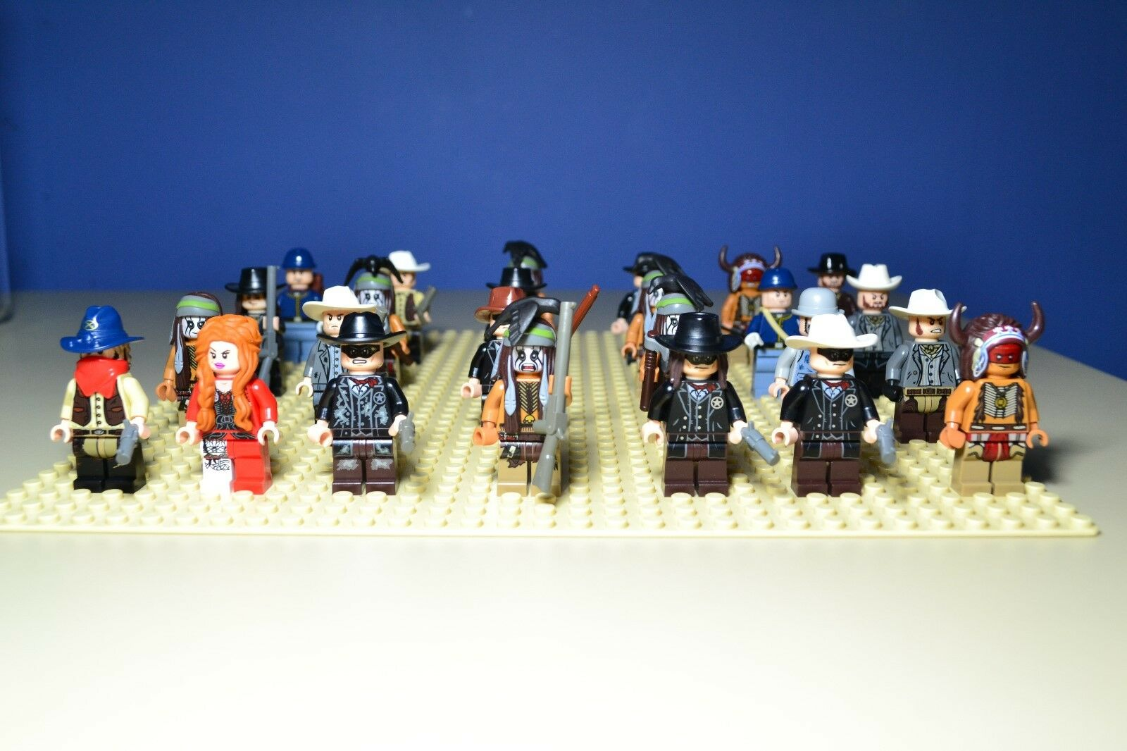 LEGO The Lone Ranger Minifigures Lot  79109