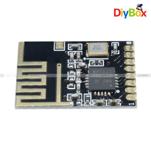 1PC-Mini-NRF24L01-SMD-1-27MM-RF-wireless-transceiver-module
