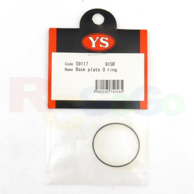 YSE5870 YS Engines Back Plate Gasket