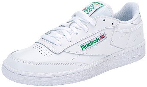 a7c3a53f2f7 Mens Reebok Club C 85 White Green AR0456 US 11.5 for sale online