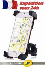 SUPPORT Téléphone VÉLO MOTO SCOOTER - Support Guidon GPS Smartphone - UNIVERSEL