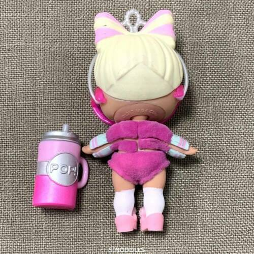 LOL Surprise Doll SUITE PRINCESS BABY Series 4 UNDERWRAPS Dolls Babe Big SIS