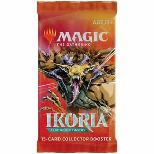 Magic-the-Gathering-Ikoria-Lair-of-Behemoths-Collector-Booster-Pack-x3