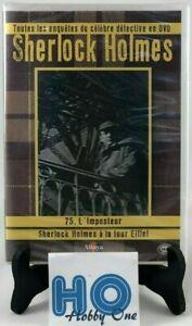 DVD-Sherlock-Holmes-75-L-039-Impostore-Nuova