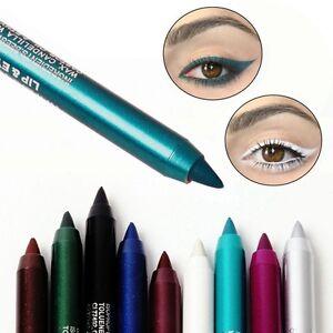 2PC-Long-Lasting-Pigment-Waterproof-Eye-Liner-Pencil-White-Color-Eyeliner-Makeup