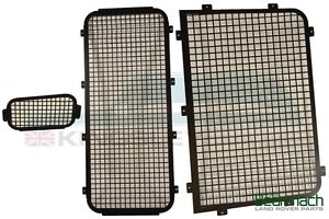 Defender-90-110-BEARMACH-Set-of-5x-Window-Grille-Exterior-Kit-BA-2880