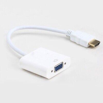 Convertidor señal Video HDMI a salida video VGA