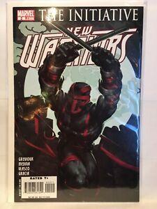 New-Warriors-Vol-4-2-VF-1st-Print-Marvel-Comics