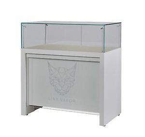 Image Is Loading Retail Gl Display Cabinet Counter Showcase Jewelry