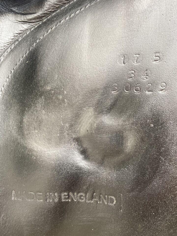 Islændersadel, 17,5 tommer , Hilbar Royal Exclusiv