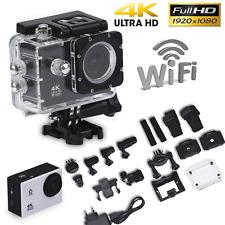 "Waterproof 2"" LTPS HD 1080P 4K WIFI Mini Action Cam DV Sports Recorder Camera"
