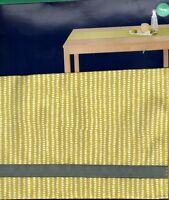 Room Essentials Green White Gray Dot Stripe Ribbon Mod Table Runner 14 X 72