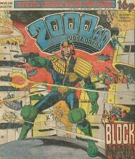 2000AD ft JUDGE DREDD - PROGS available from 101 to PRESENT* BUY NOW! ALL VGC