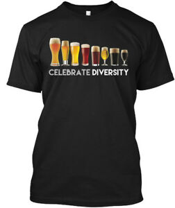 Celebrate-Diversity-Beer-Hanes-Tagless-Tee-T-Shirt
