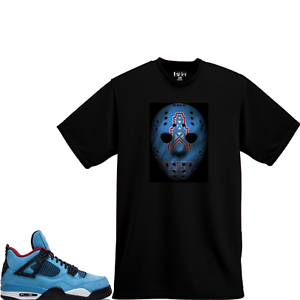 sports shoes c5dea f87ef We Will Fit shirt For Jordan 4 Travis Scott