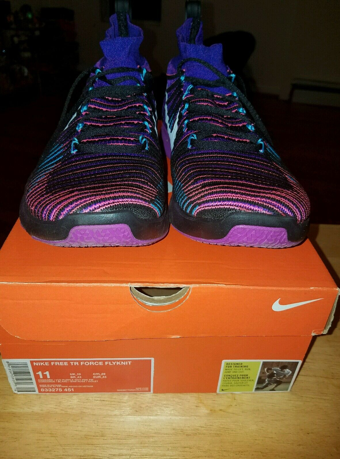 Nike Free TR Force Flyknit  Cheap and fashionable