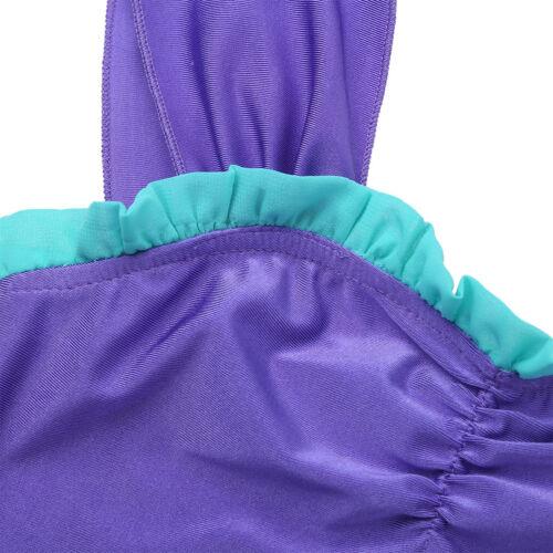 Baby Girls Princess Costume Kids Ballet Dance Leotard Tutu Skirt Fancy Dancewear