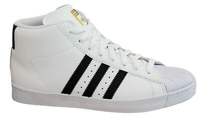 Adidas Originals Pro Model Vulc Advance pour Homme Baskets Montantes Blanc BY4095 M17 | eBay
