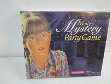 american girl doll molly mystery party board game new