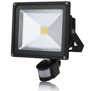 PIR-30W-Motion-Sensor-LED-Flood-Light-Lamp-Warm-White-Outdoor-Security-Lights