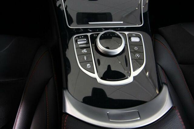 Mercedes C43 3,0 AMG stc. aut. 4-M