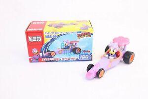 Takara-Tomy-Disney-Motors-MRR-06-Snap-Dragon-Daisy-Duck-Diecast-Race-Toy-Car
