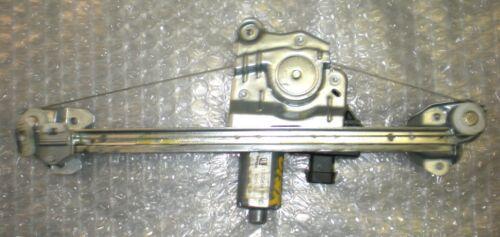Vauxhall Astra H Driver Side Rear Window Motor Regulator Mechanism 13100424