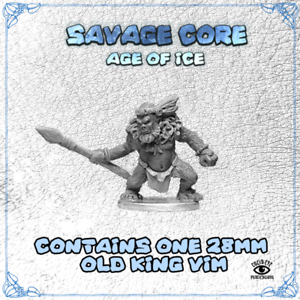 Lucid Eye Age of Ice Simian Old King Vim the Mad Savage Core OLDVIM