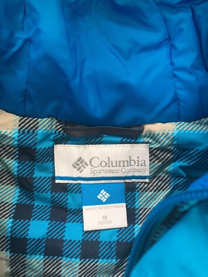 Vintersæt, Vinter-/skisæt, Columbia