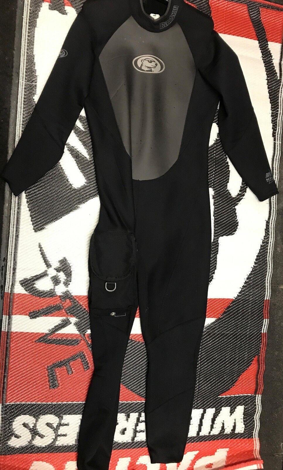 USED Men's Bearskin 3 2mm Wetsuit