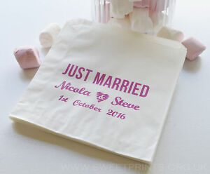 Image Is Loading Personalised Wedding Sweet Sweetie Candy Cart Favour Buffet