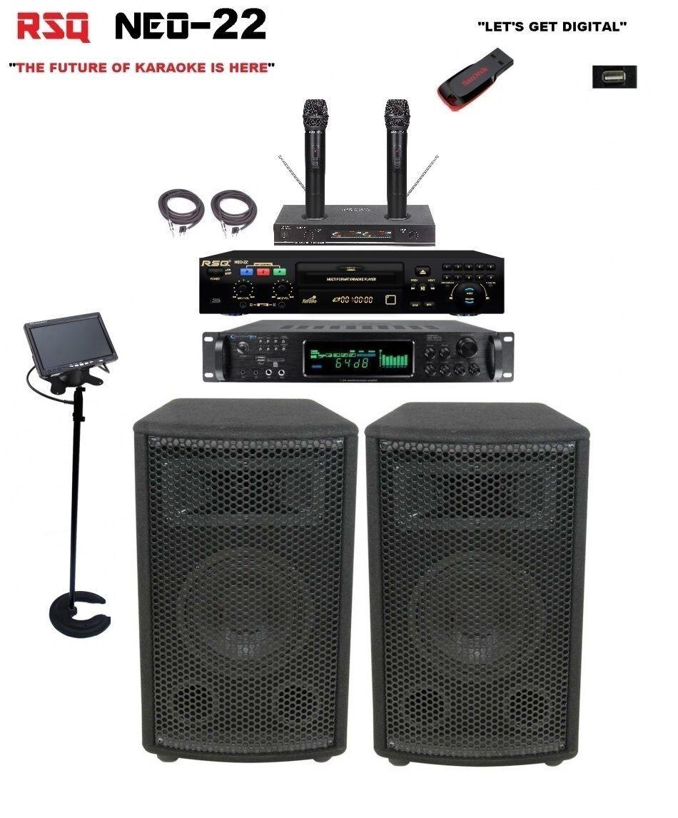 karaoke machine with recording capability