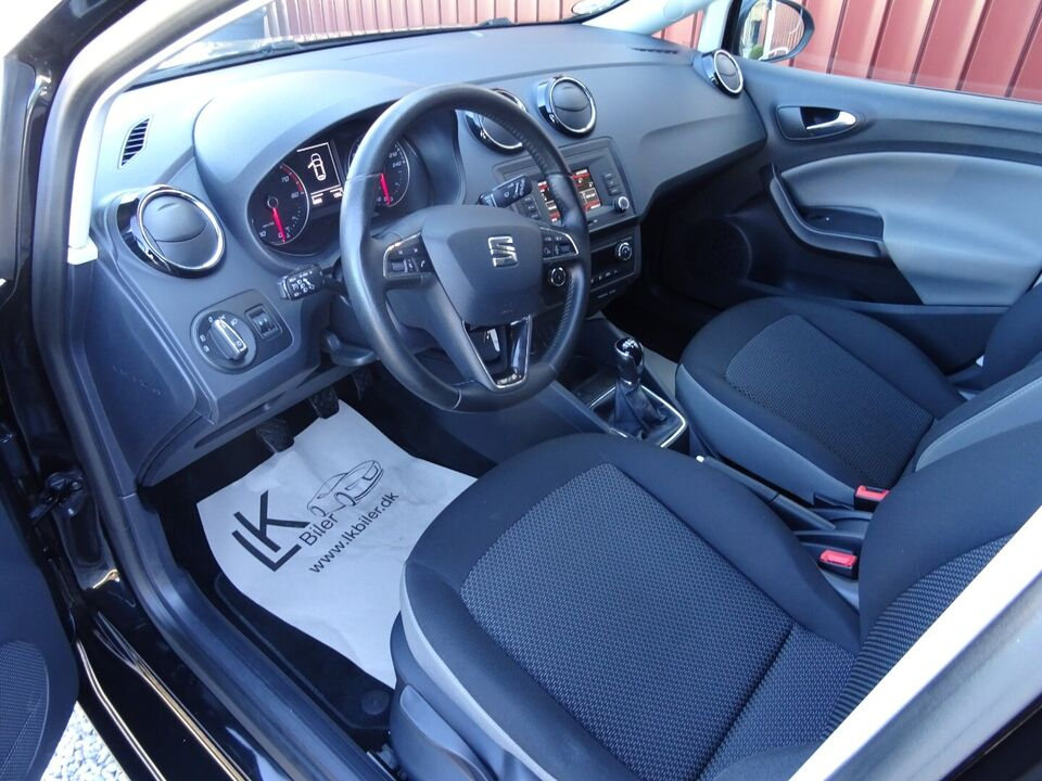 Seat Ibiza 1,2 TSi 90 Style Benzin modelår 2016 km 84000