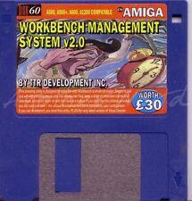 CU Amiga - Magazine Coverdisk 60 - Workbench Management System <MQ>