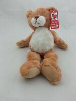 Ganz Plush Teddy Bear - Cookie - Light Brown 10