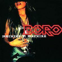 Machine-II-Machine-von-Doro-CD-Zustand-gut