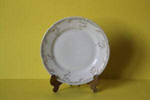 Kaiser Porzellan Dubarry Weiss Kuchenteller Teller 17 cm