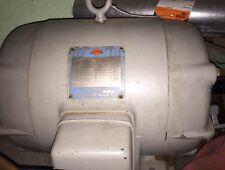 Louis Allis 10 Hp Motor 3520 Rpm Odp 254u Frame 208 230460v 3 Phase