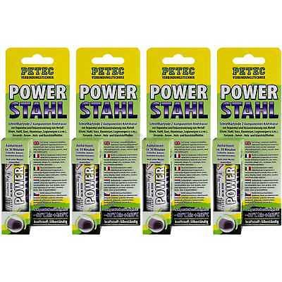 4x Petec Power Acciaio 50 G Sb-mappa-