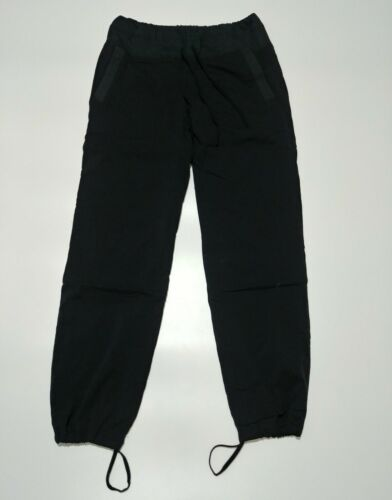 Columbia Omni-Shade Womens Pants Trail Hiking Outdoor Stretch Pull-On Black M