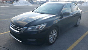 2013 HONDA ACCORD EXL PUSH START 4 CYLINDER CAMERA 113456 KM