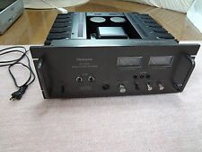 Technics SE-9600 9600 Power Amp Stereo Tested Work