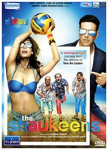 Die-Shaukeens-Akshay-Kumar-Lisa-Haydon-Neu-Bollywood-DVD