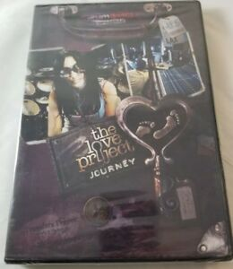 Alfred-Yael-The-Love-Project-Journey-DVD-SEALED