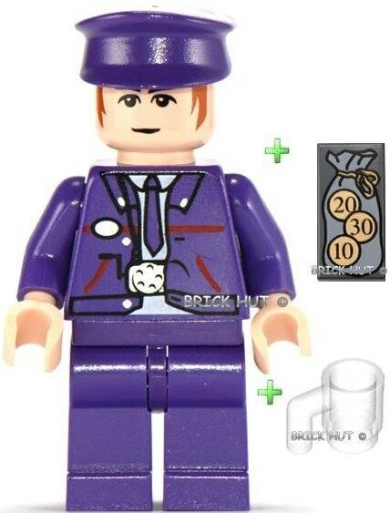 Lego Harry Potter-Knight Bus driver figure  libre extra's - Besteprice-NEUF