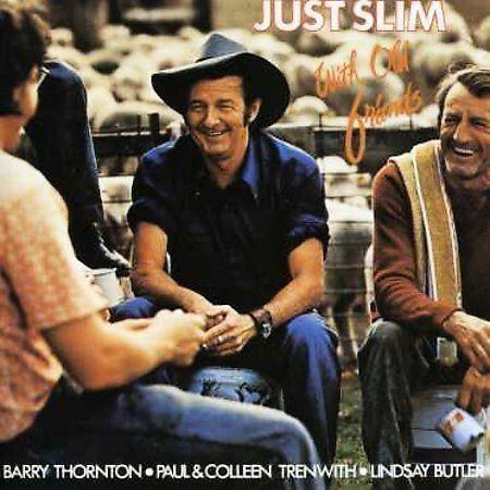 1 of 1 - Just Slim with Old Friends by Slim Dusty (CD, EMI)BRAND NEW