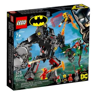 LEGO DC Comics Super Heroes 76117 Batman™ Mech vs. Poison Ivy™ Mech NEW
