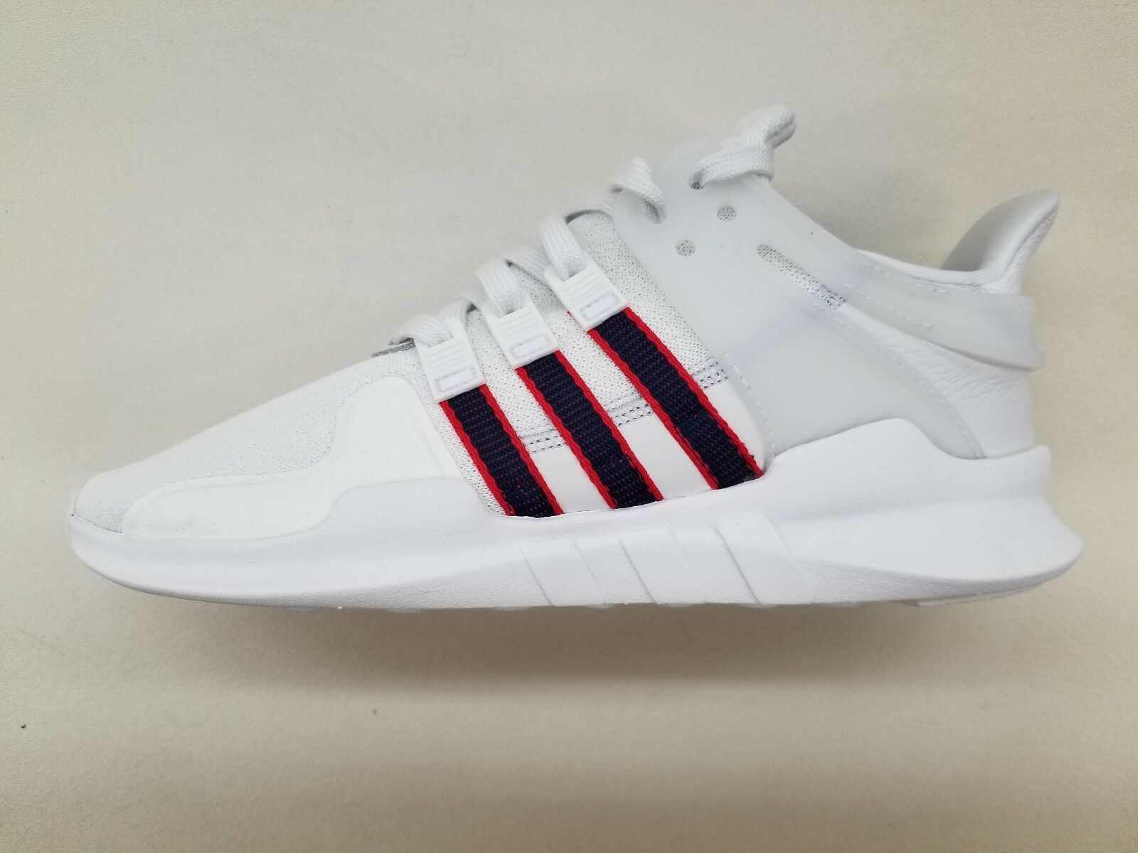 ADIDAS ORIGINALS EQT SUPPORT ADV VINTAGE WHITE NAVY RED MENS SNEAKERS BB6778